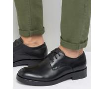 Rabi Derby-Schuhe Schwarz