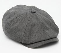 Sabini Baker-Boy-Mütze Grau