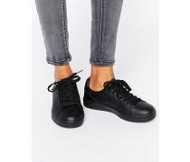 Minimal Sneaker Schwarz
