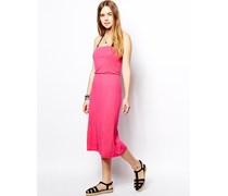 Malibu Rose 3-Wege-Kleid Rosa