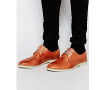 Billy Derby-Schuhe Schwarz
