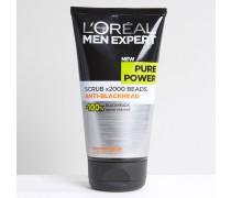 Men Expert Pure Power Peeling, 150 ml Mehrfarbig