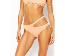 Bikinihose mit einem Riemen Rosa