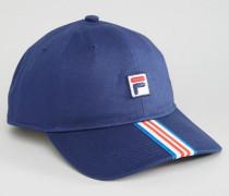 Vintage-Kappe Marineblau