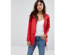 Leichte Jacke Rot