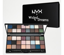 Wicked Dreams Augen-Make-up-Palette Mehrfarbig
