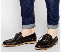 Braune Loafer Braun