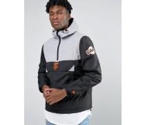 Giants Jacke zum Überziehen Schwarz