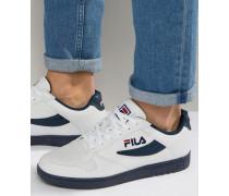 FX-100 Niedrige Sneaker Weiß