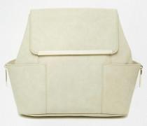 Rucksack mit Taschen Grau