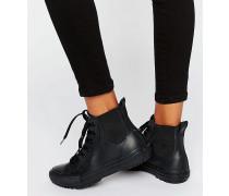 All Star Chelsea-Stiefel aus Gummi Schwarz