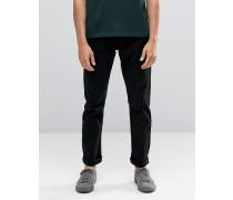 blackStretch Skinny Jeans Schwarz