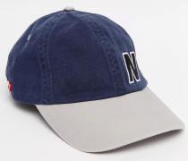 Essential Verstellbare Kappe Blau