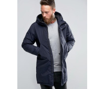 Fishtail Parka Marineblau