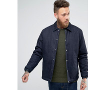 Jeans-Trainerjacke Marineblau