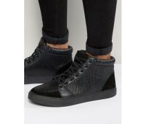 Rocky Knöchelhohe Sneakers Schwarz