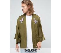 Souvenir Kimono Grün