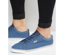 Teni Geschnürte Sneaker in Blau Blau