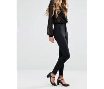 Steffi Jeans aus Power-Stretch Schwarz