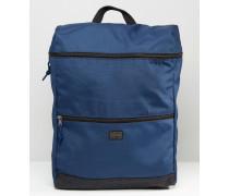 Blauer Rucksack Blau