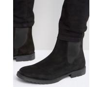 Radnor Chelsea-Boots Schwarz