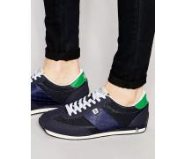 Alpha Sneakers Blau