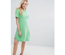 Closet Tunikakleid mit Ziernaht Grün