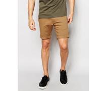 Chino-Shorts Beige