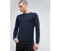 Pullover Marineblau