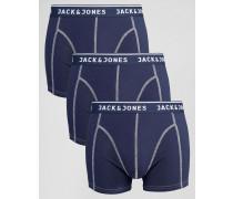 Unterhosen im 3er-Set Marineblau