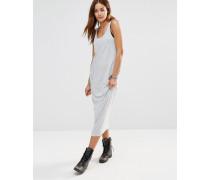 G Star Be Raw Kleid im Tanktop-Stil aus Jersey Grau