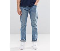 Common Gerade geschnittene Jeans in Instant Blue Blau
