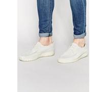 Ohh Sneakers aus Wildleder Grau