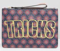 Bag Of Tricks Clutch Mehrfarbig