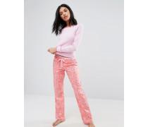 Pyjama im Beutel Mehrfarbig