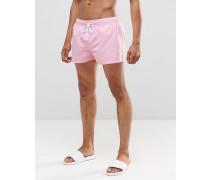 Kurze Shorts, Kombiteil Rosa