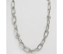 Gliederkette Silber