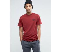 T-Shirt mit Bogenlogo Rot