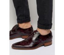 Yardbird Shotgun Derby-Schuhe Violett