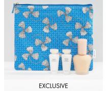 ASOS Exclusive Feuchtigkeitsspendendes Grundierungsset aus Primer und Hautpflege mit KOSTENLOSER Makeup-Tasche Transparent