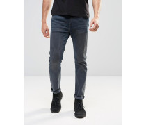 Levi's 510 Enge Tapestry-Jeans in dunkler Waschung Blau