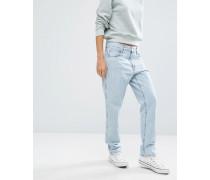 Levi's Line 8 Baggy-Boyfriend-Jeans Blau