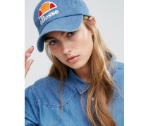 Baseball-Kappe in verwaschenem Blau Blau