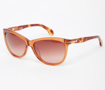 Sonnenbrille Orange