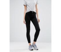 Die ultraenge Jeans Schwarz
