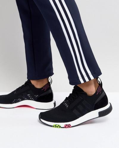 adidas Herren NMD Racer Primeknite Sneaker CQ2441