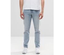 Sunday Figurnah geschnittene Jeans mit tiefem Schritt in Bench-Blue Blau
