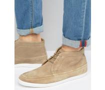 Venue Chukka-Stiefel aus Wildleder Beige