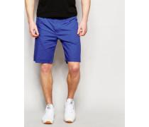 Shorts mit 100% Baumwolle Blau