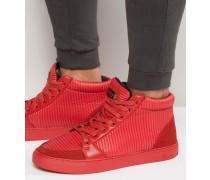 Rocky Knöchelhohe Sneaker Rot
